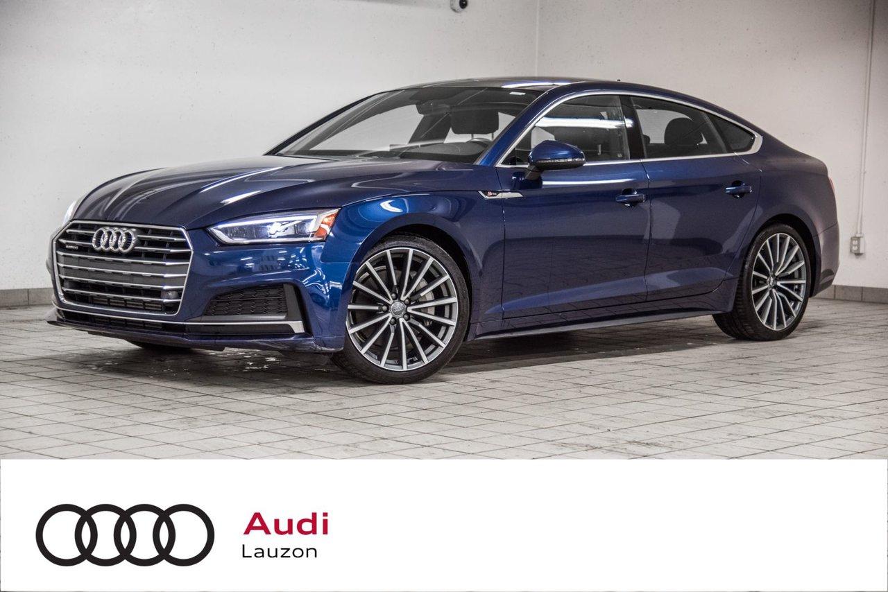 Audi A5 2018 PROGRESSIV S-LINE DEL