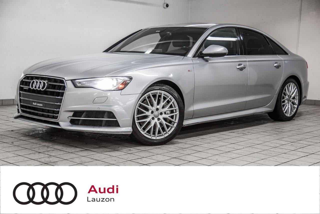 Audi A6 2017 2.0T PROGRESSIV S-LINE