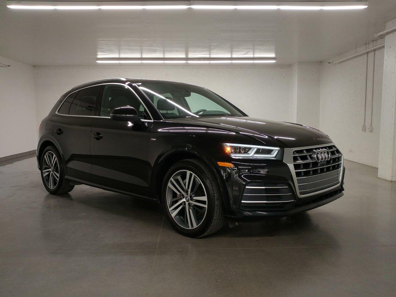 Audi Q5 2018 TECHNIK S-LINE NAV   TOIT   SUSPENSION PNEUMA
