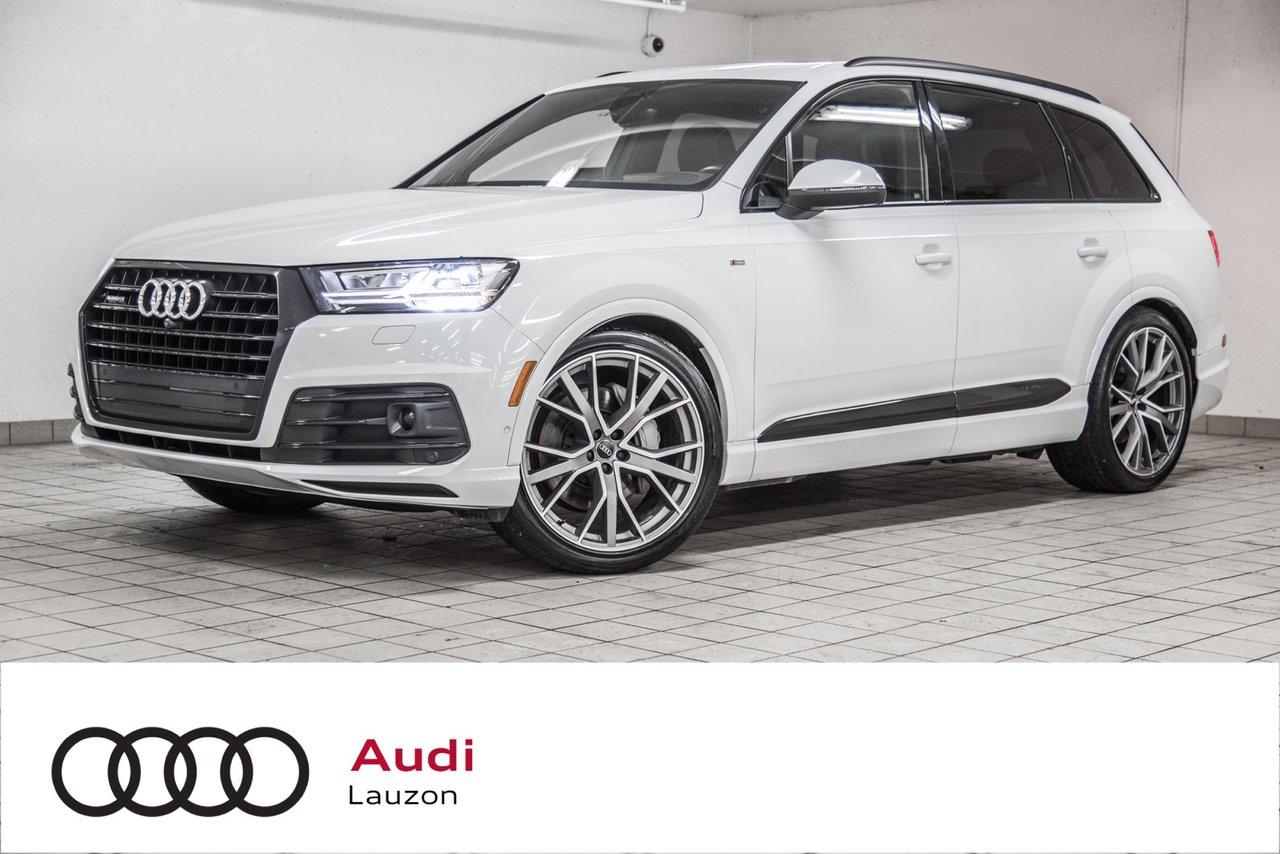 Audi Q7 2019 TECHNIK BLACK OPTICS, DYNAMIC+LUXURY, DRIVER