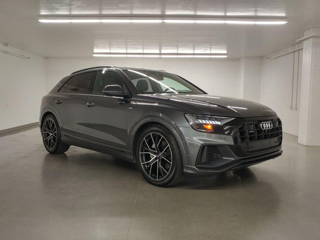 Audi Q8 2019 TECHNIK S-LINE DRIVER ASSIST | DYNAMIC RIDE |