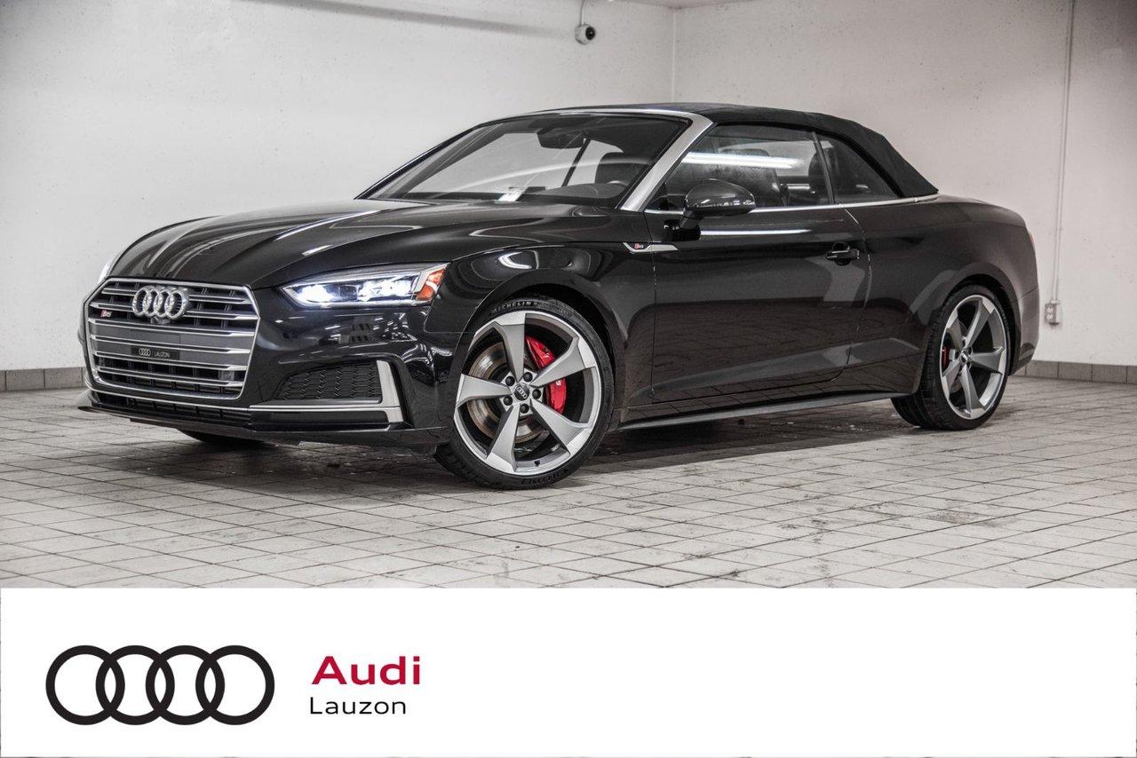 Audi S5 2019 TECHNIK CARBON 20 POUCES