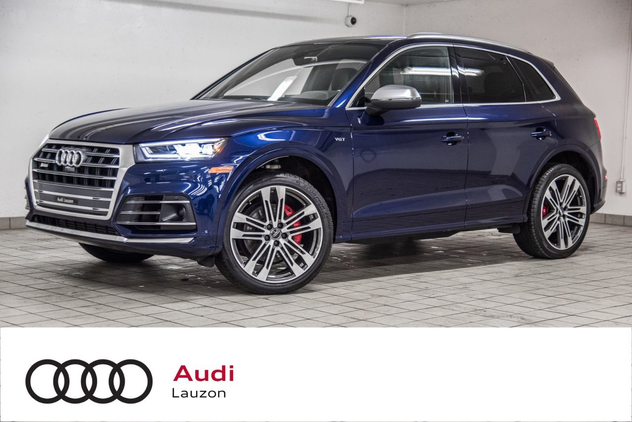 Audi SQ5 2018 TECHNIK SPORT DIFF ADV DRIVER ASSIST