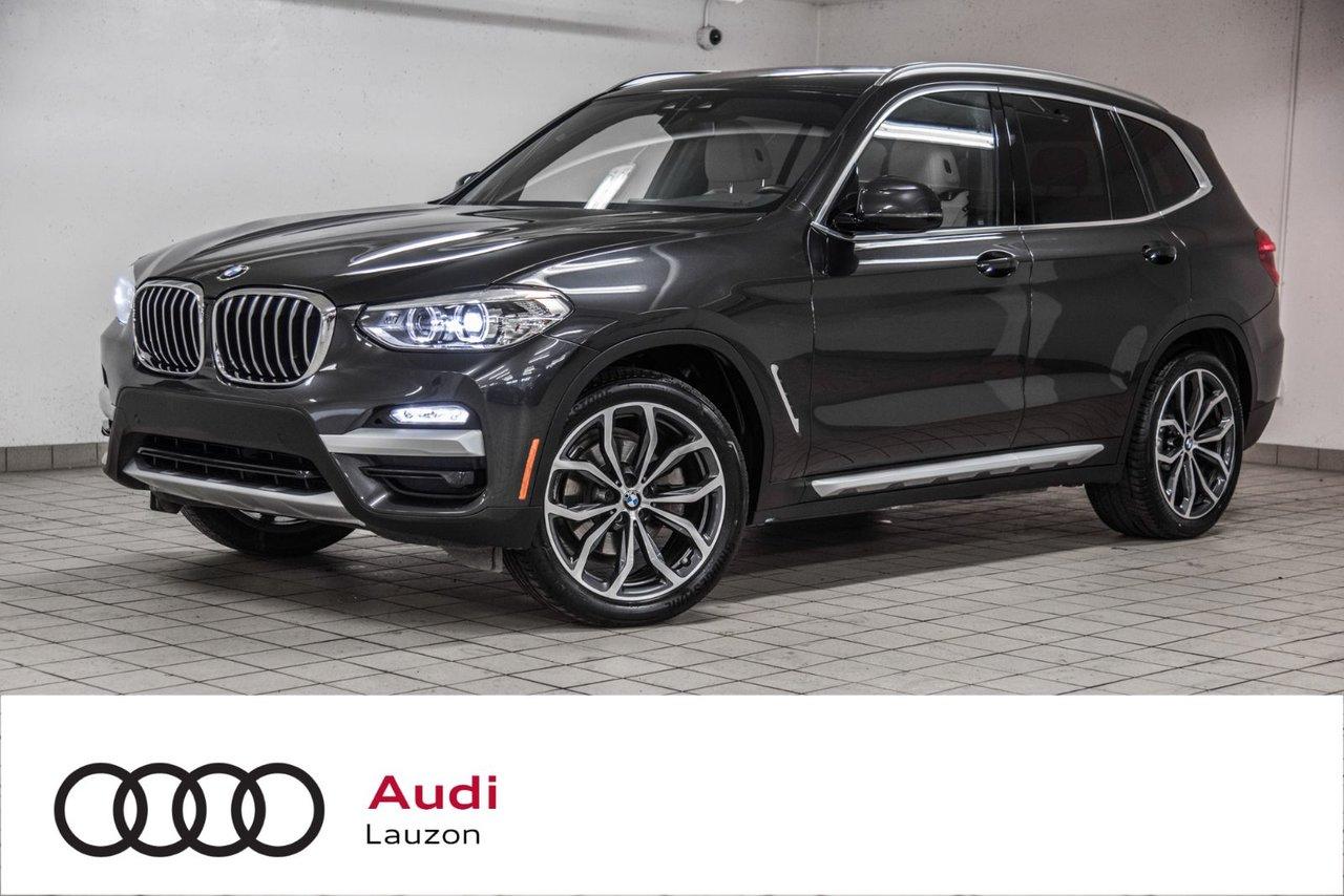 BMW X3 2019 XDRIVE 30I