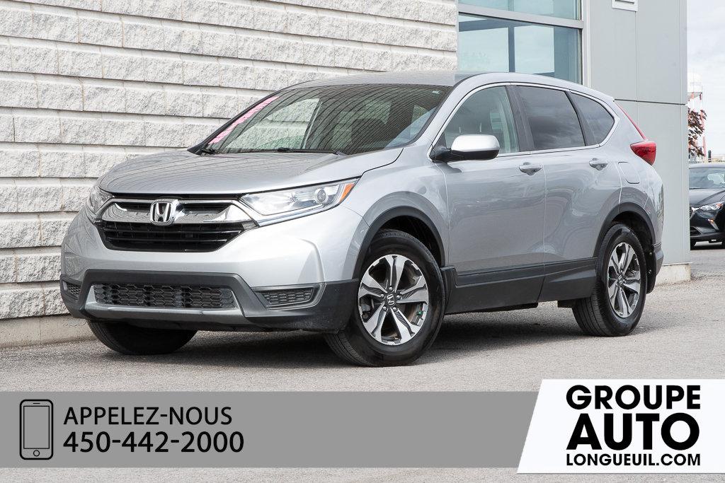 Honda CR-V 2018 *LX*AUTOM*CAMERA*A/C*MAGS*