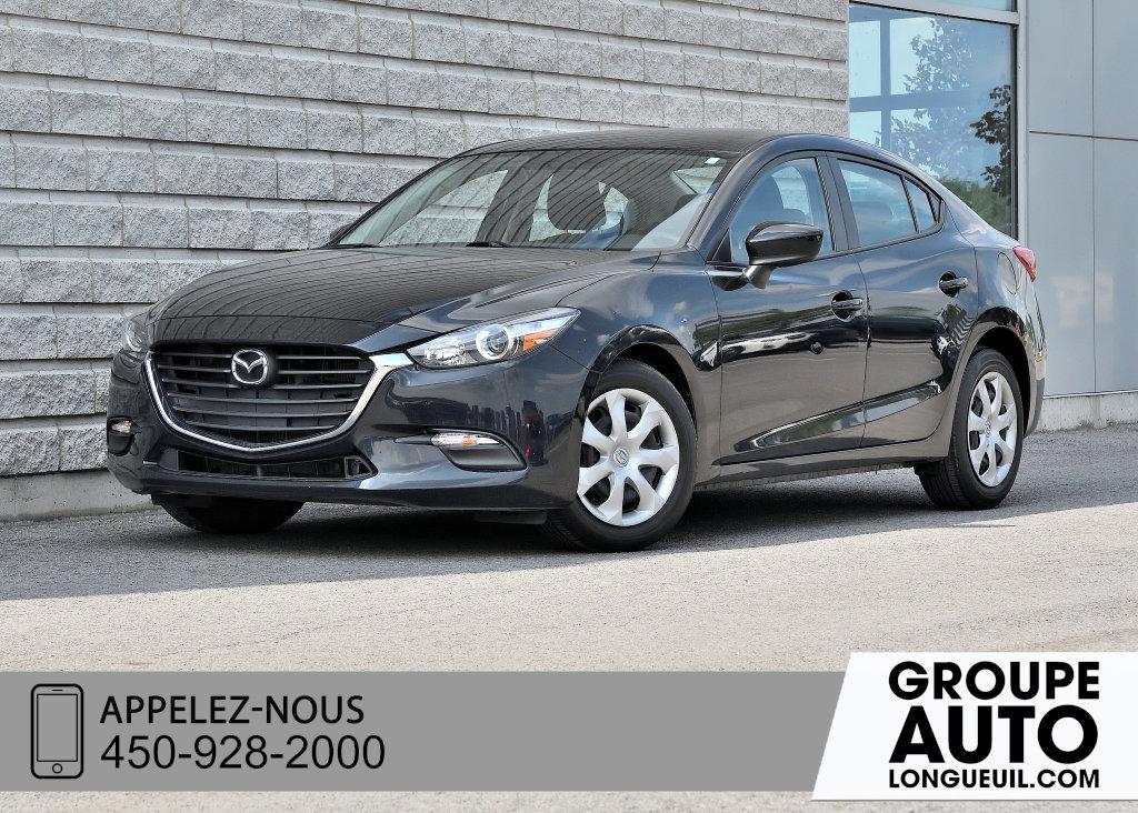 2017 Mazda Mazda3 GX GROUPE ELECTRIQUE+DEMARRAGE SANS CLE