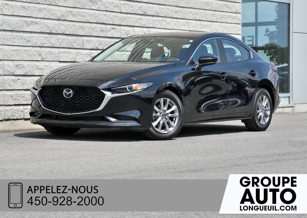 Mazda Mazda3 2019 GS A/C+CAMERA DE RECUL+BLUETOOTH+SIEGES CHAUF