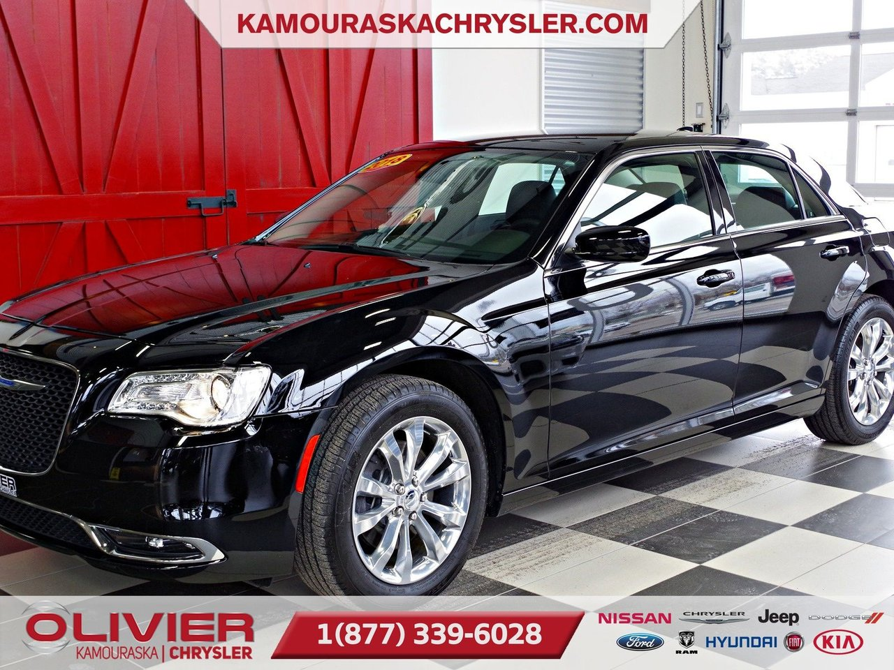 2018 Chrysler  300 300 Touring AWD BLUETOOTH, ECRAN 8.4
