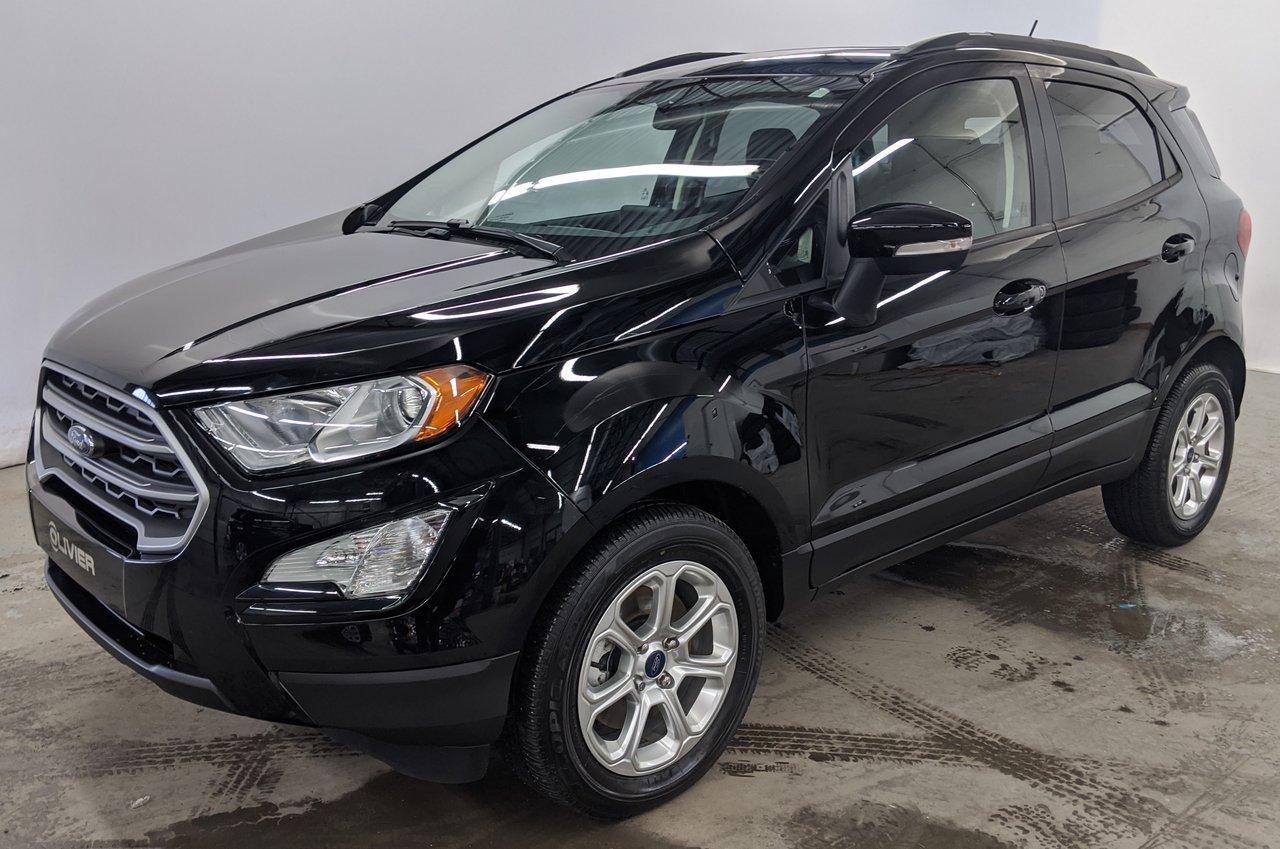 2019 Ford EcoSport SE MAGS CAMÉRA NAV TOIT BLUETOOTH A/C