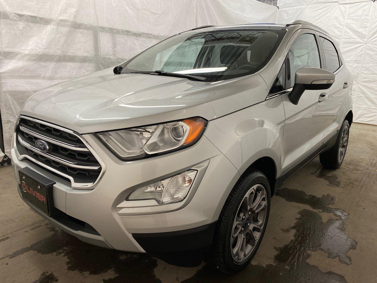 Ford EcoSport 2020 Titanium AWD MAGS CAMÉRA NAV CUIR BLUETOOTH A