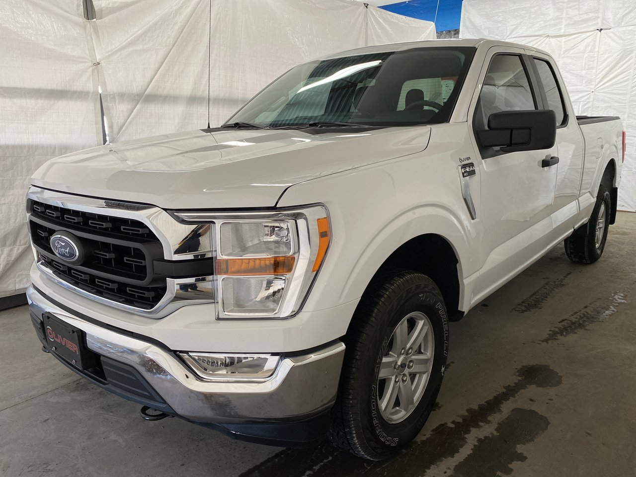 Ford F-150 2021 XLT 4X4 SUPERCAB MAGS CAMÉRA HITCH A/C