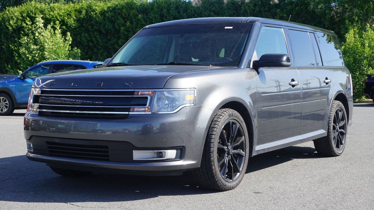 2016 Ford  Flex SEL-BLUETOOTH-MAG-CAMÉRA-CUIR-7 PASSAGERS
