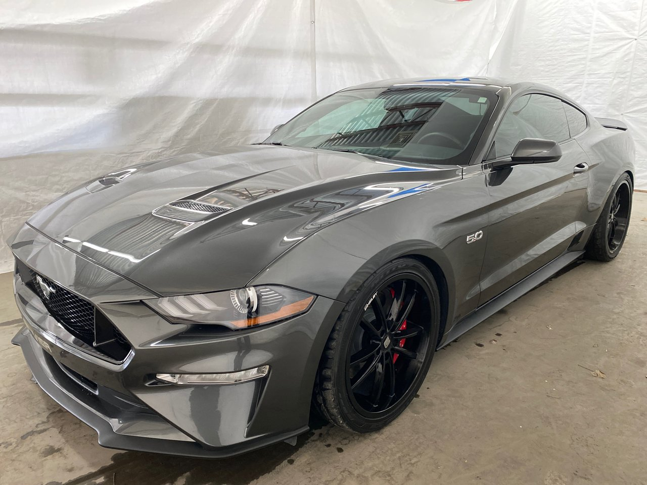 2019 Ford Mustang GT COUPE RWD MAGS CAMÉRA BLUETOOTH A/C