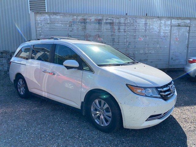 Honda Odyssey 2017 EX - Mags