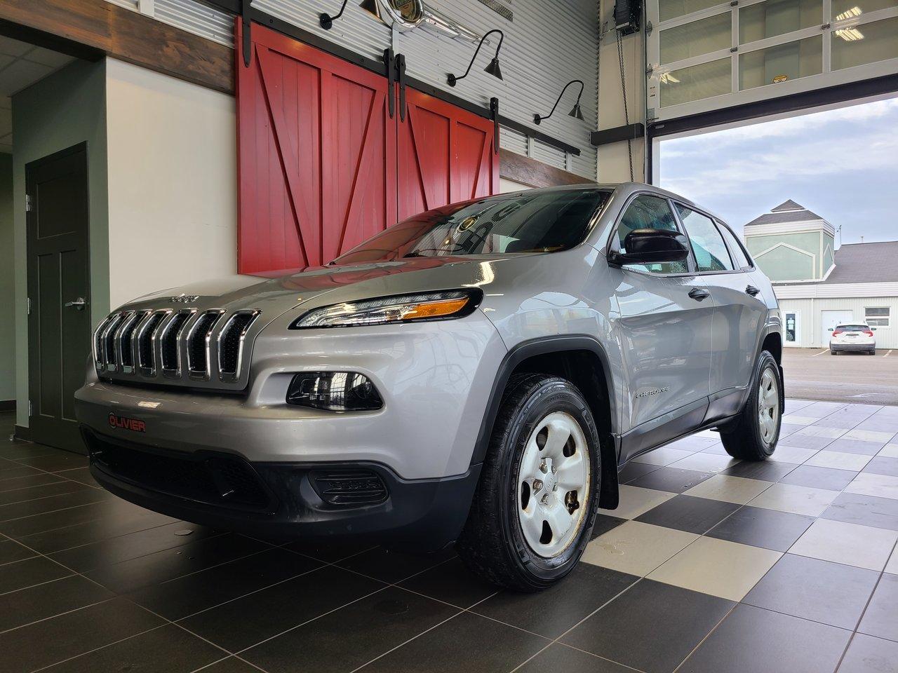 Jeep Cherokee 2016 Sport 4X4