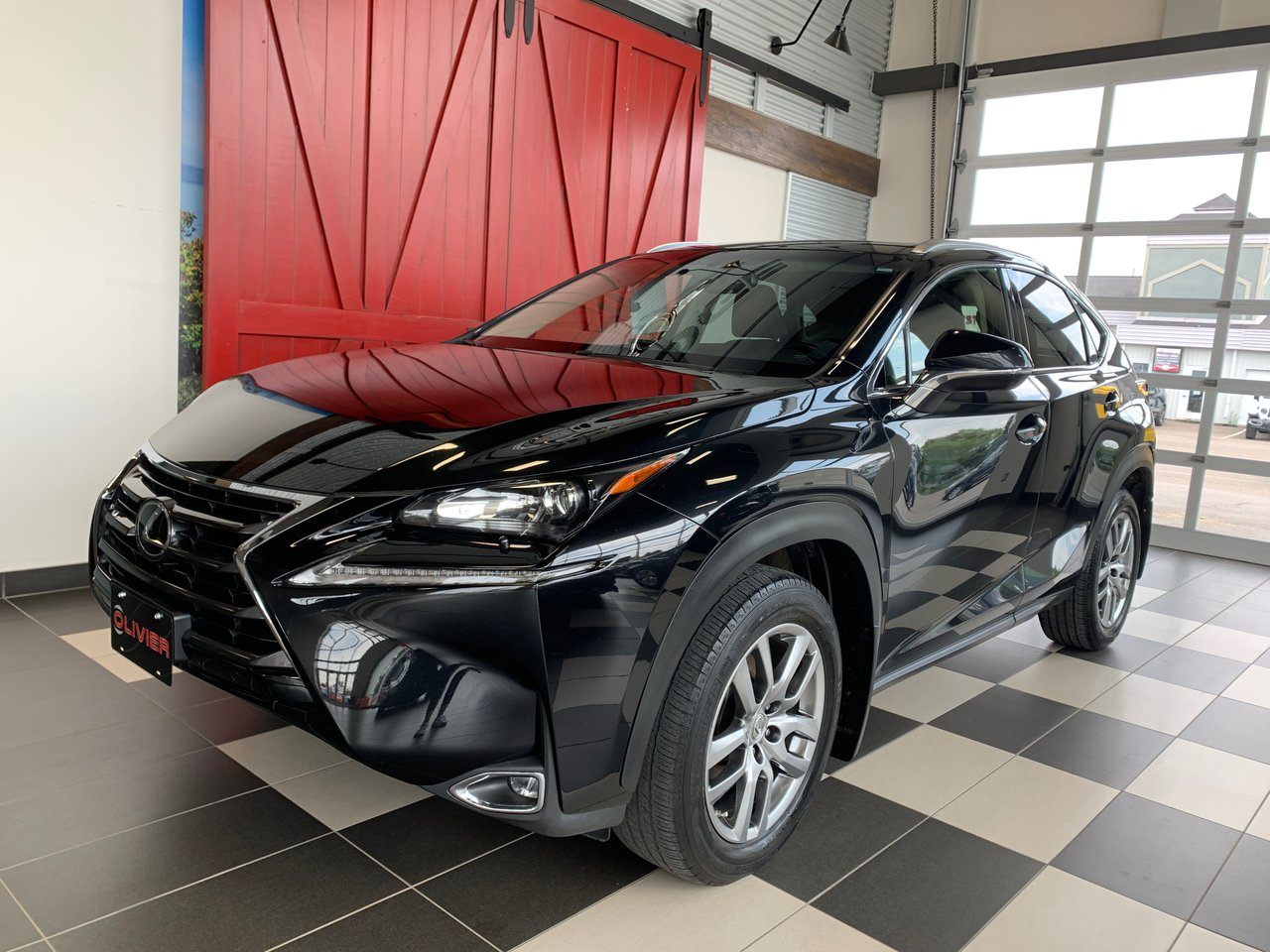 Lexus NX 2017 LUXURY AWD