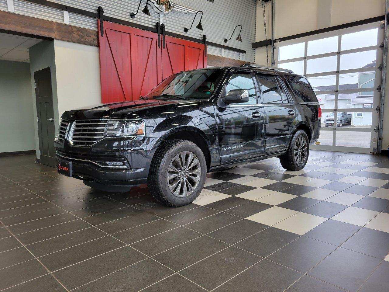 Lincoln Navigator 2017 Select 4X4