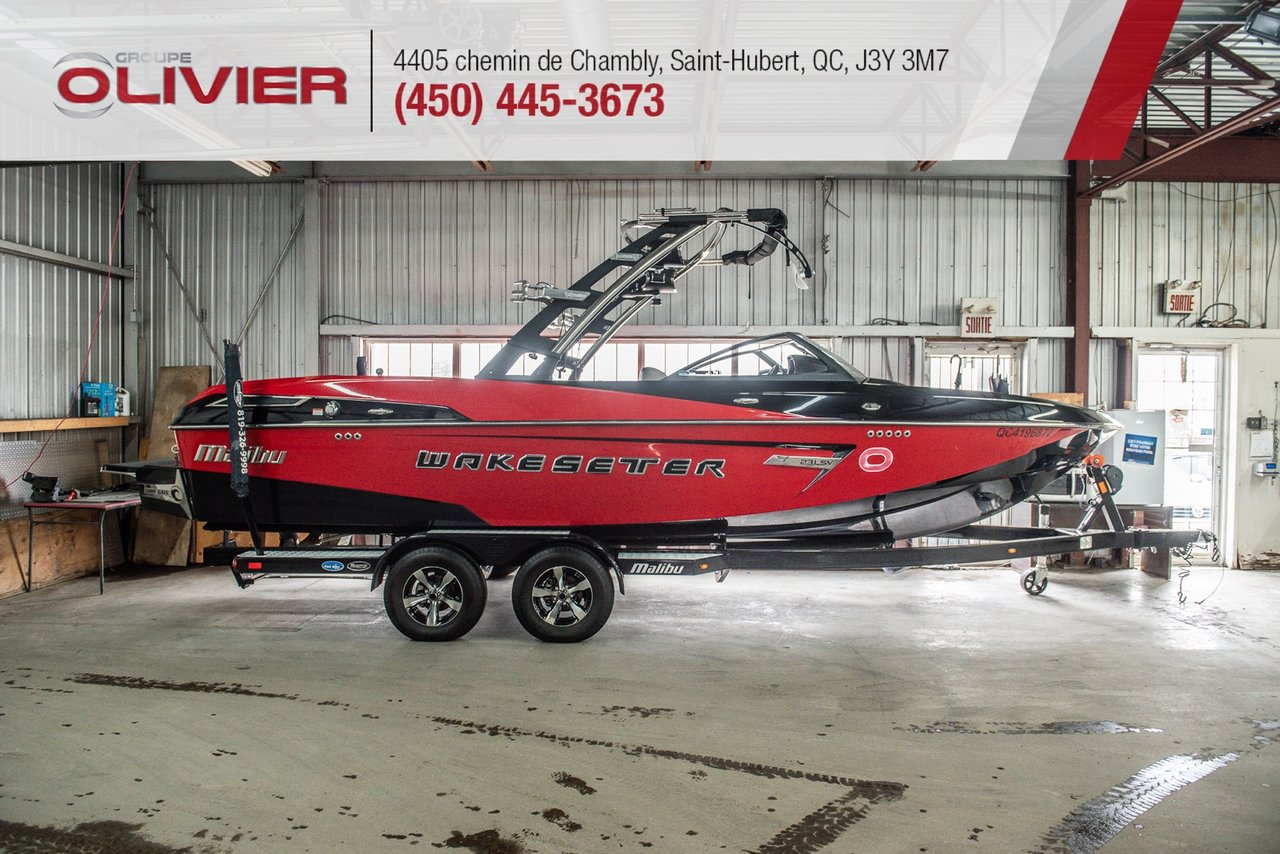 2014 Marque Inconnue  WAKESETTER 410HP ULTRA CLEAN