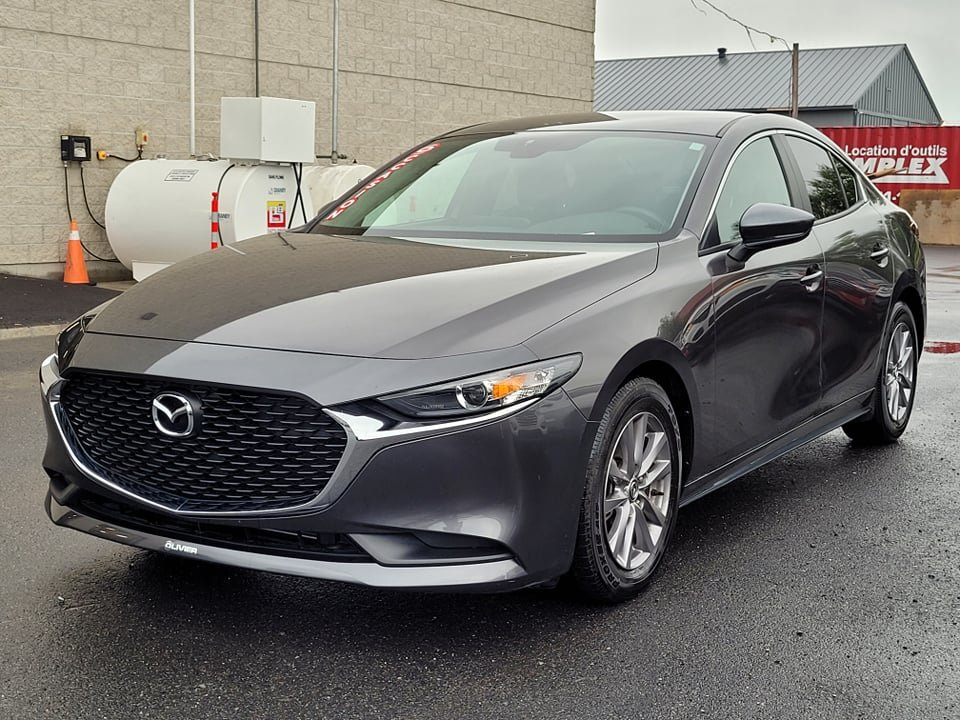 Mazda Mazda3 2019 GX A/C-CAMERA DE RECUL-SIEGES CHAUFFANTS