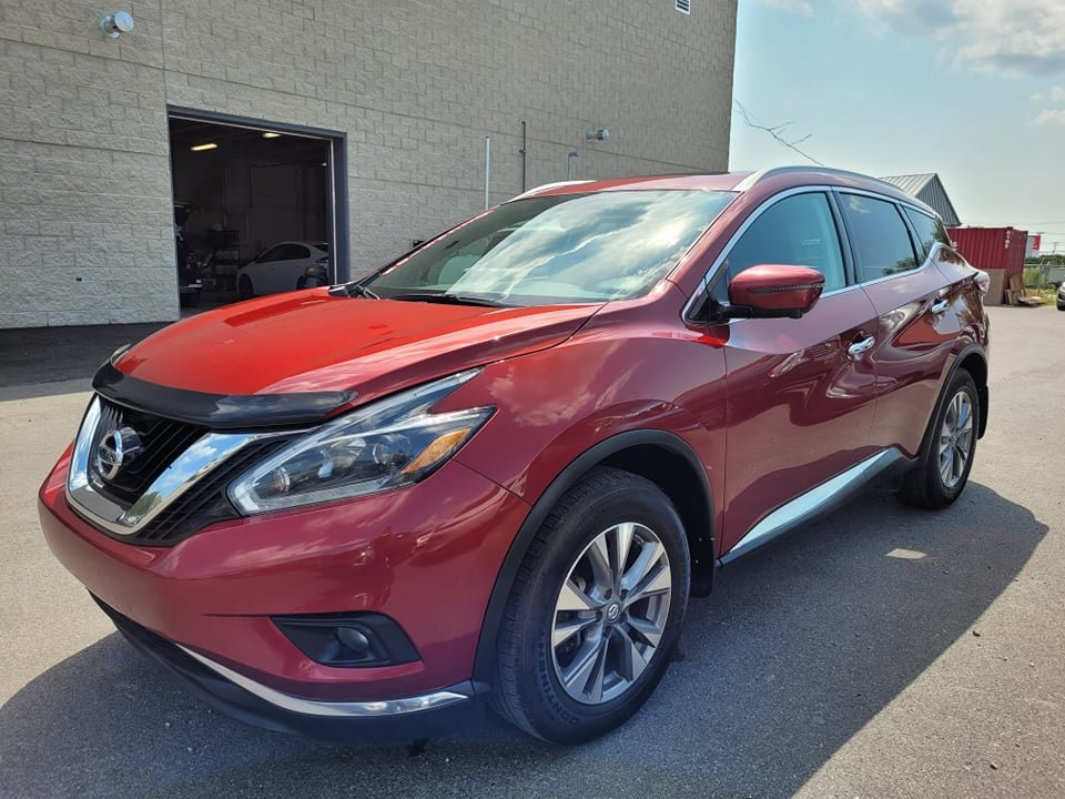 Nissan Murano 2018 SL CUIR TOIT MAG NAVIGATION
