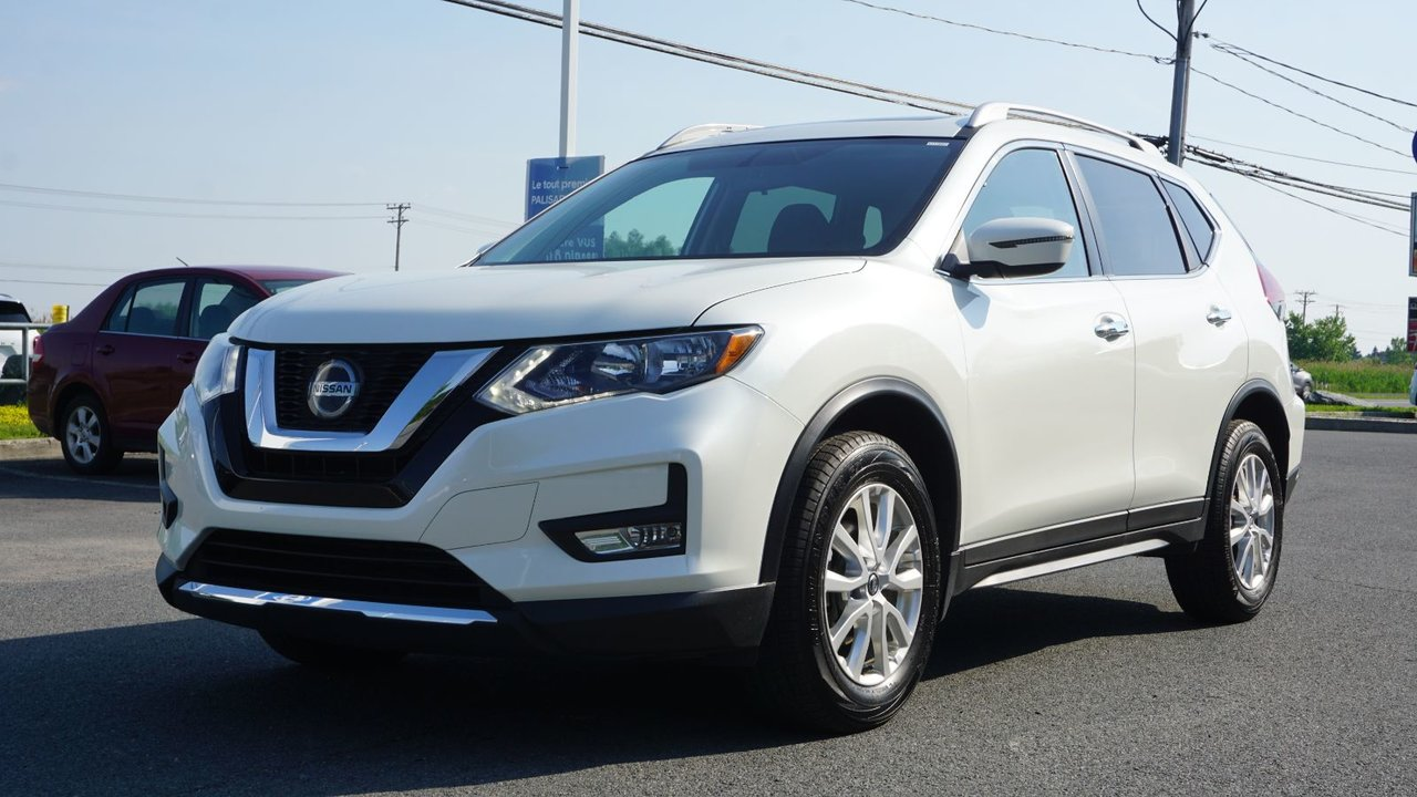 2018 Nissan  Rogue SV-AWD-TOIT PANO-BLUETOOTH-CRUZ-CAMÉRA