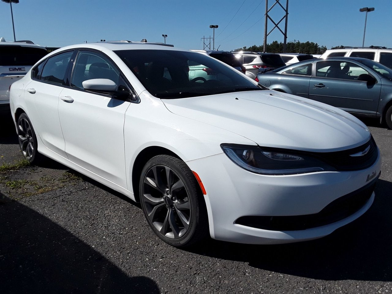 2015 Chrysler  200 S  TOIT OUVRANT PANORAMIQUE, INT CUIR