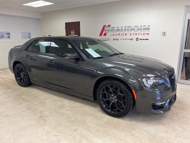 2019 Chrysler  300 300S INT CUIR, GPS, CAMÉRA DE RECUL,
