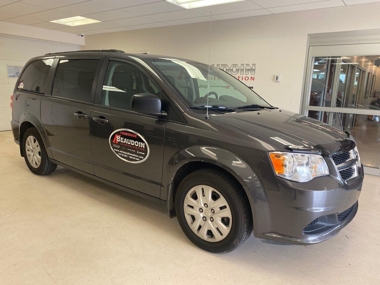 Dodge Grand Caravan 2020 SXT