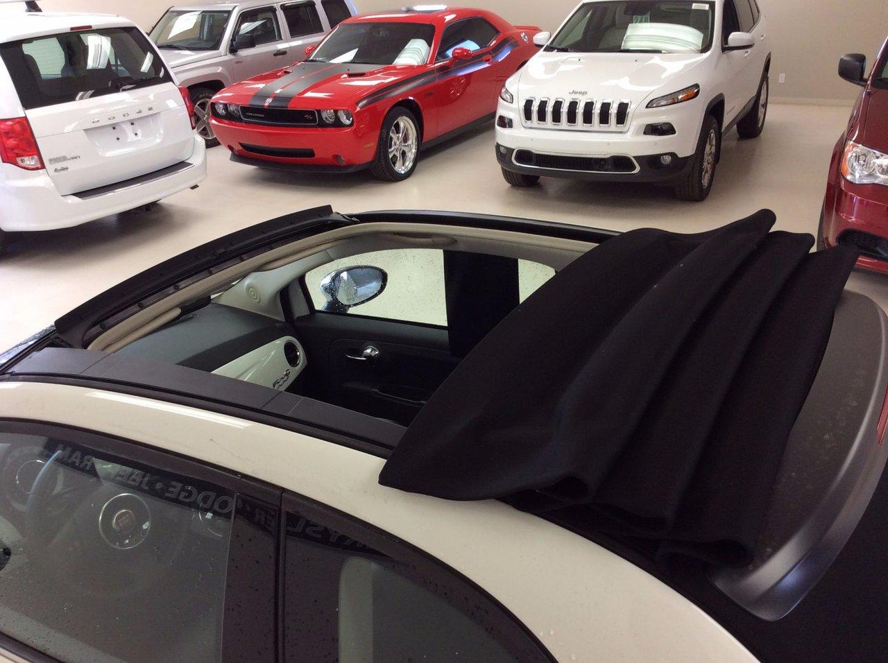 fiat 500c 2014 d 39 occasion vendre chez automobiles guy. Black Bedroom Furniture Sets. Home Design Ideas