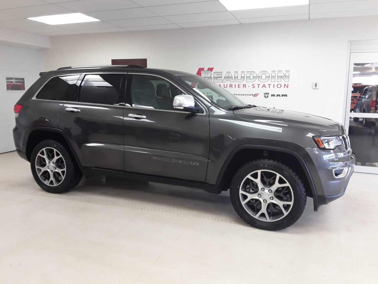 2019 Jeep  Grand Cherokee Limited 4X4TOIT OUVRANT PANORAMIQUE