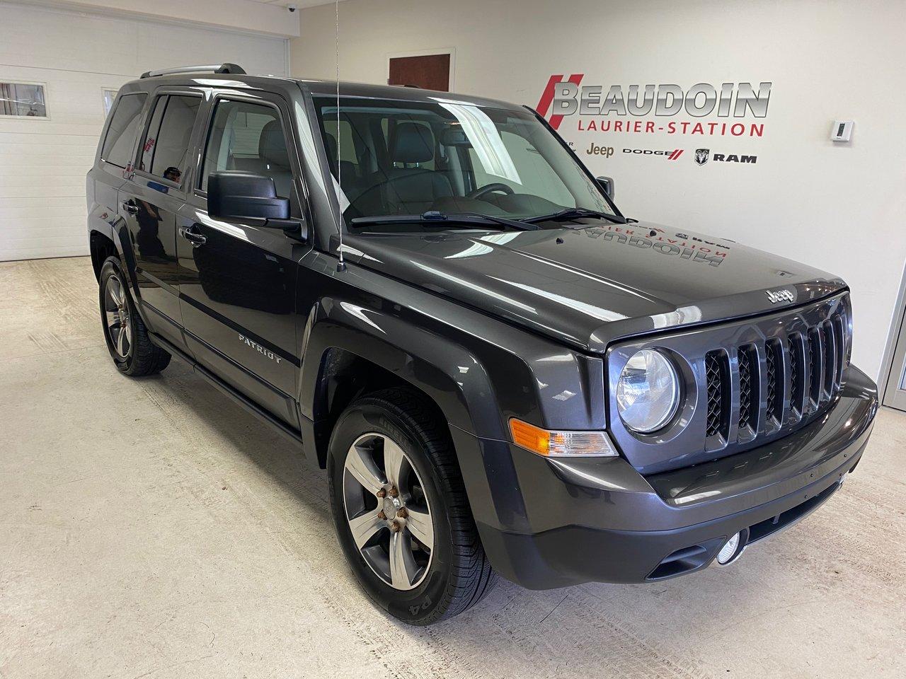 Jeep Patriot 2017 High Altitude Edition