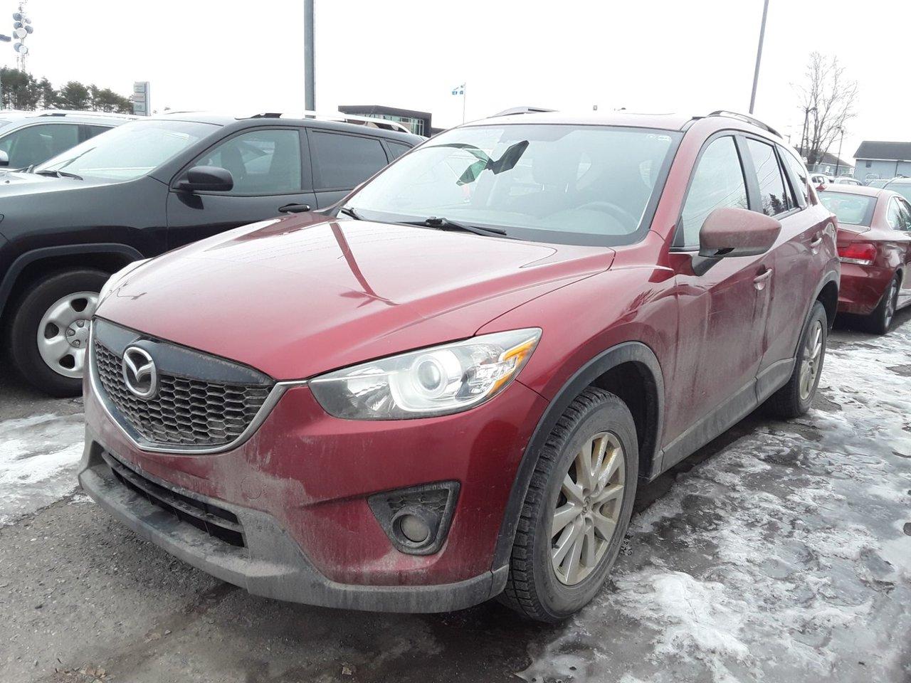 2013 Mazda  CX-5 GS AWD