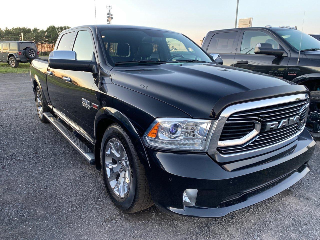 2016 RAM  1500 Limited DIESEL 4X4CABINE CREW CAB