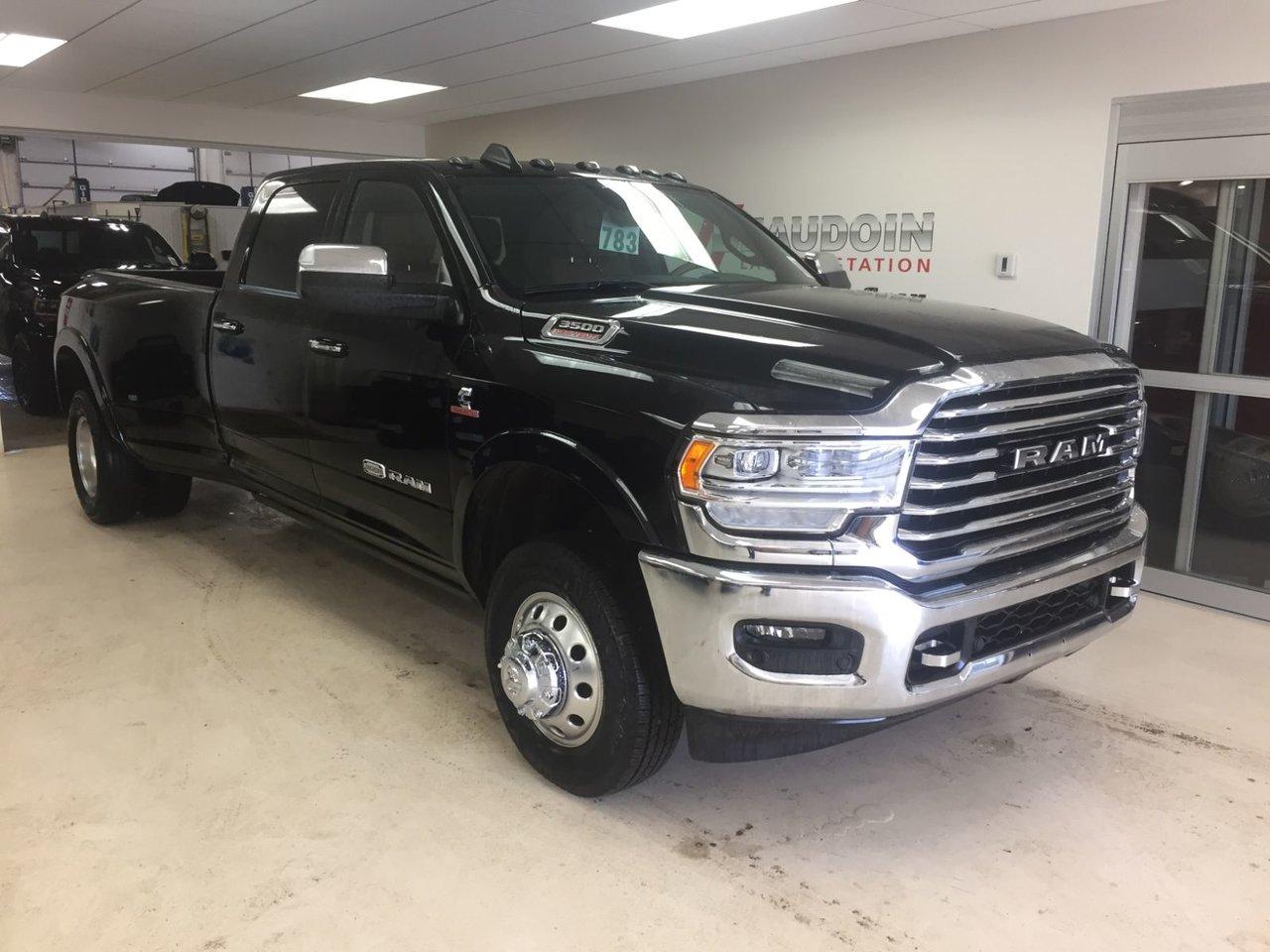 2019 RAM  3500 Laramie Longhorn