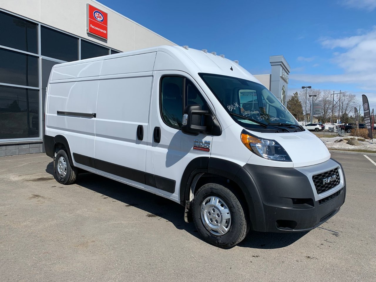 2019 RAM  ProMaster Cargo Van High Roof 159 in. WB