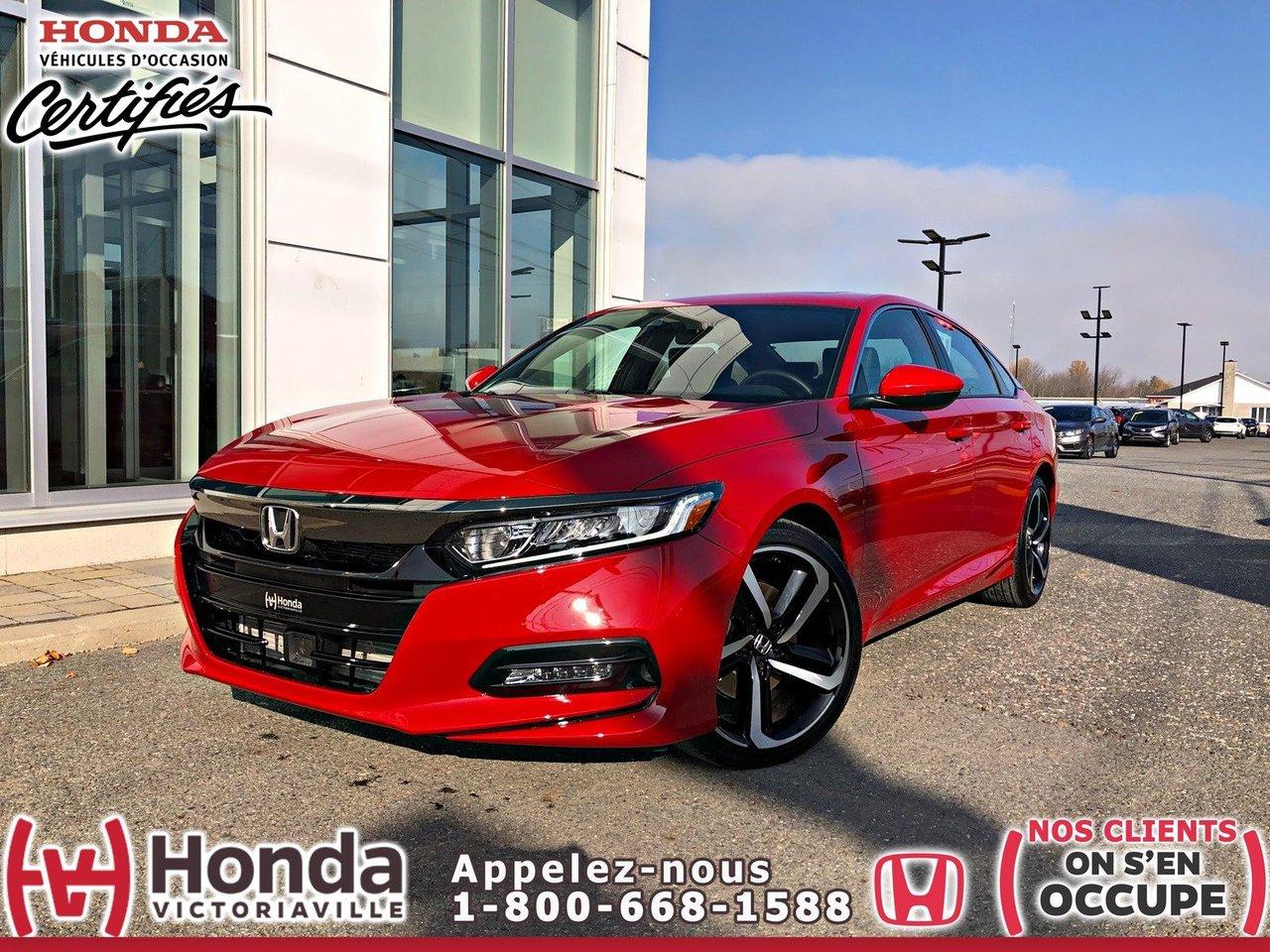 2019 Honda  Accord Sport 2.0
