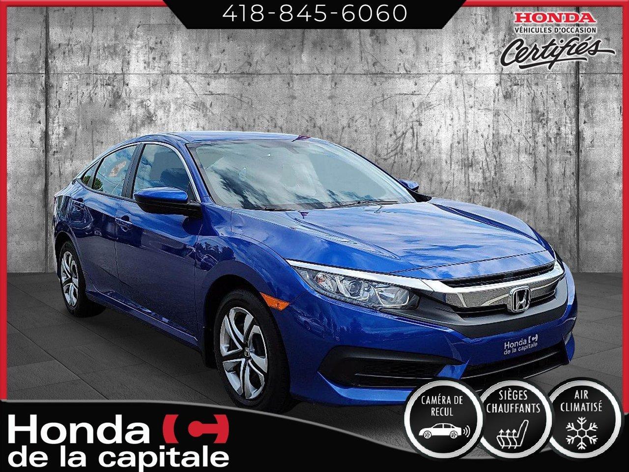 Honda Civic 2018 LX