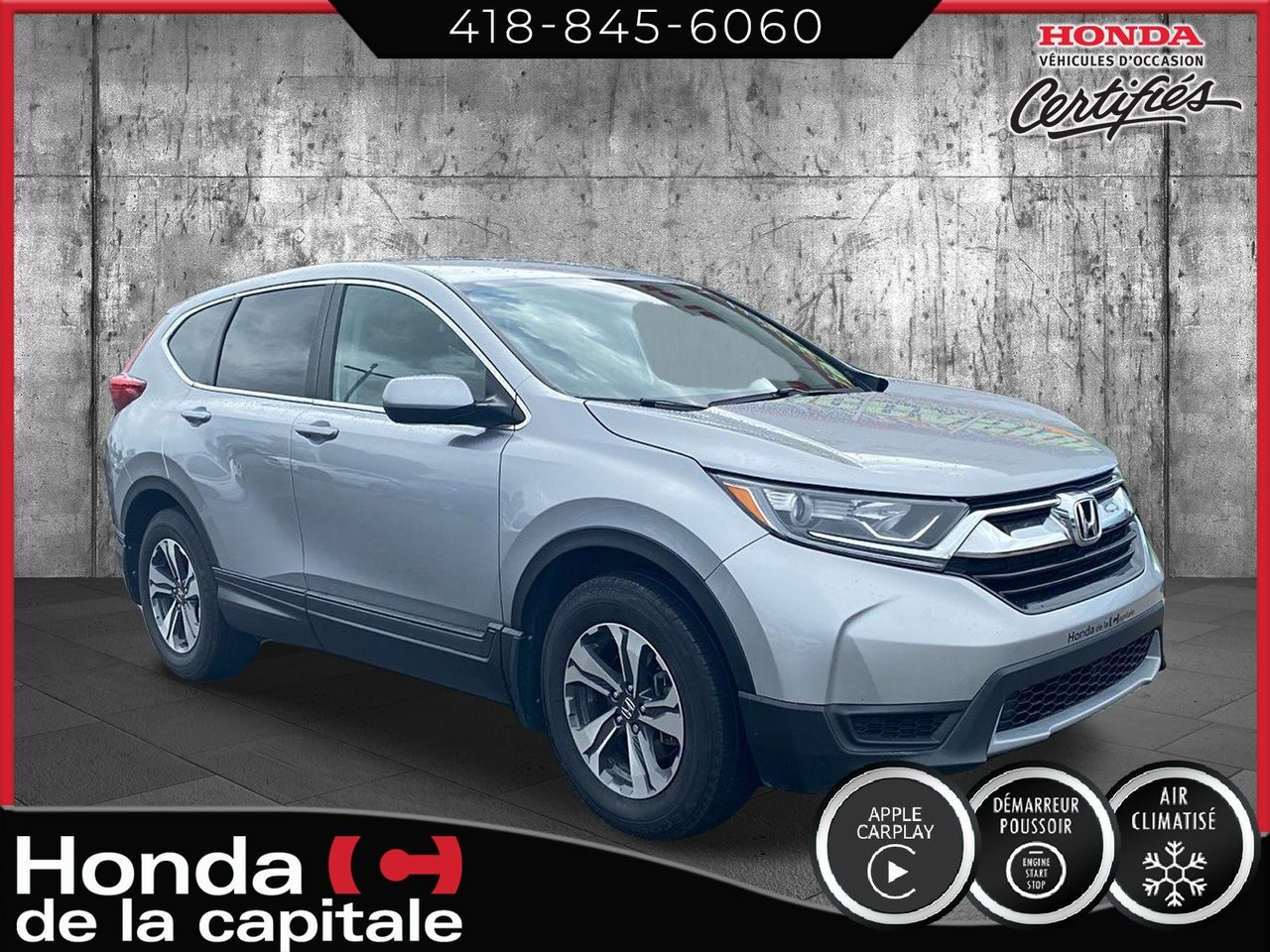 Honda CR-V 2017 LX