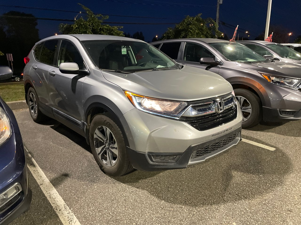 Honda CR-V 2017 LX TRACTION AVANT