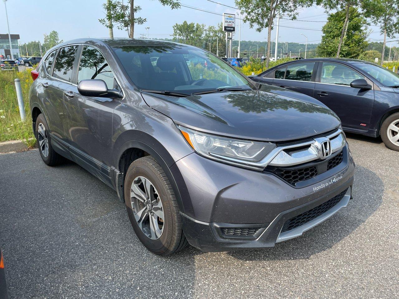 Honda CR-V 2018 LX