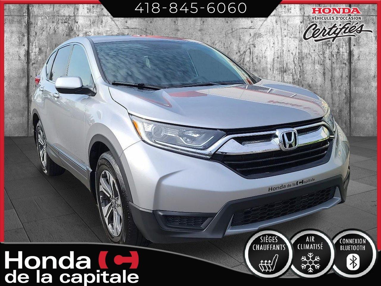 Honda CR-V 2018 LX TRACTION AVANT