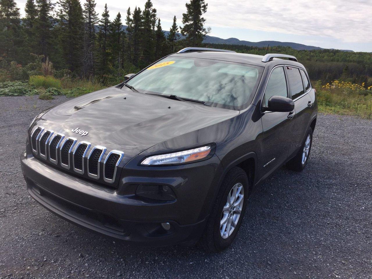 Jeep Cherokee North 4x4 2015
