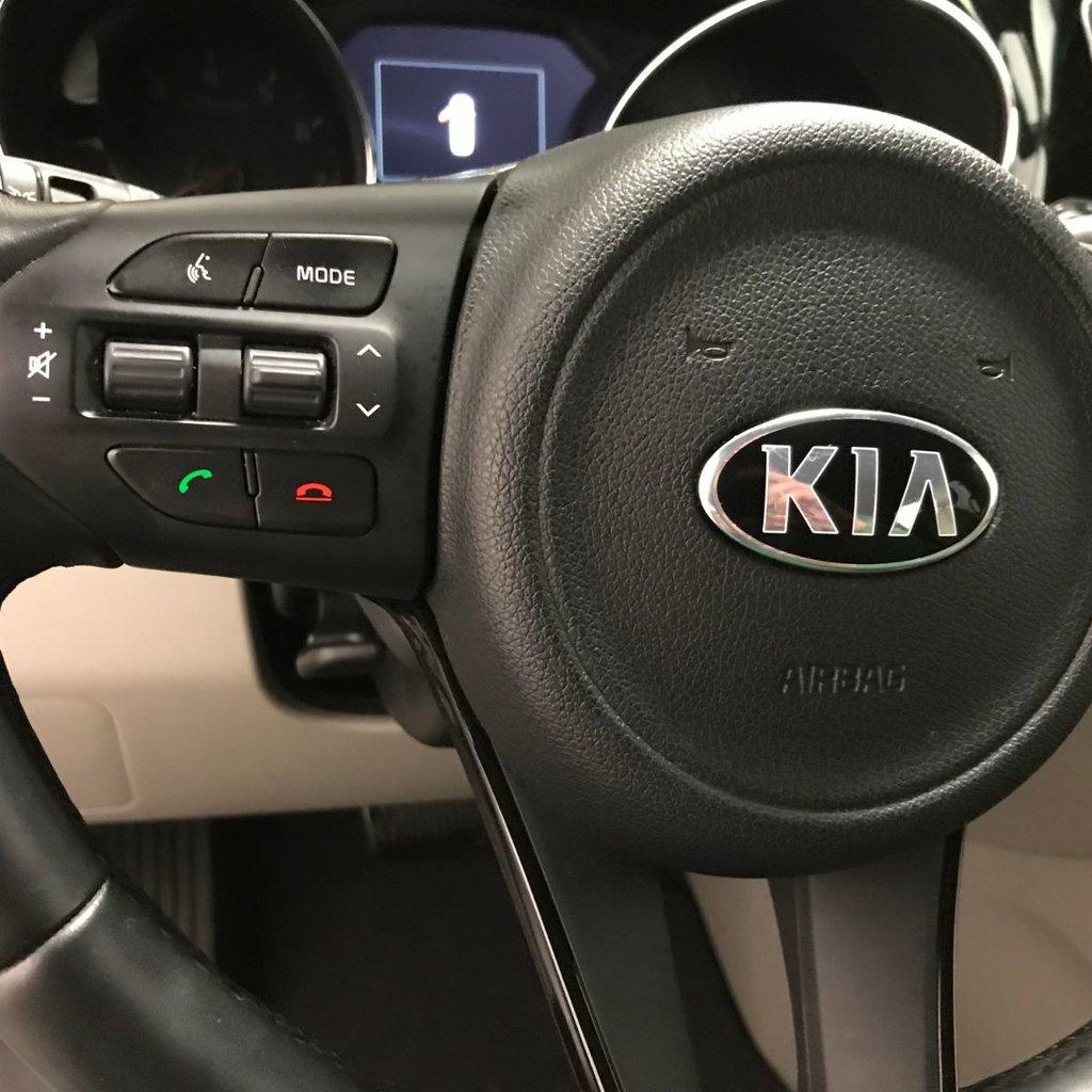 2018 Kia  Sedona SX**Portes coulissantes automat. Cuir, Mags,