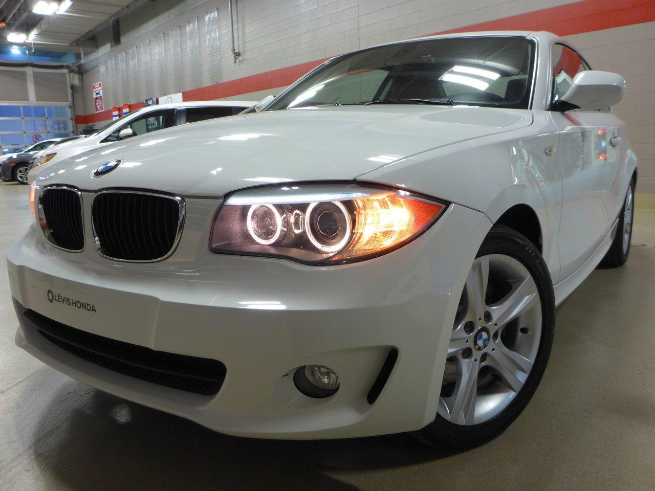 BMW 1 Series 128i bas kilométrage! 2012
