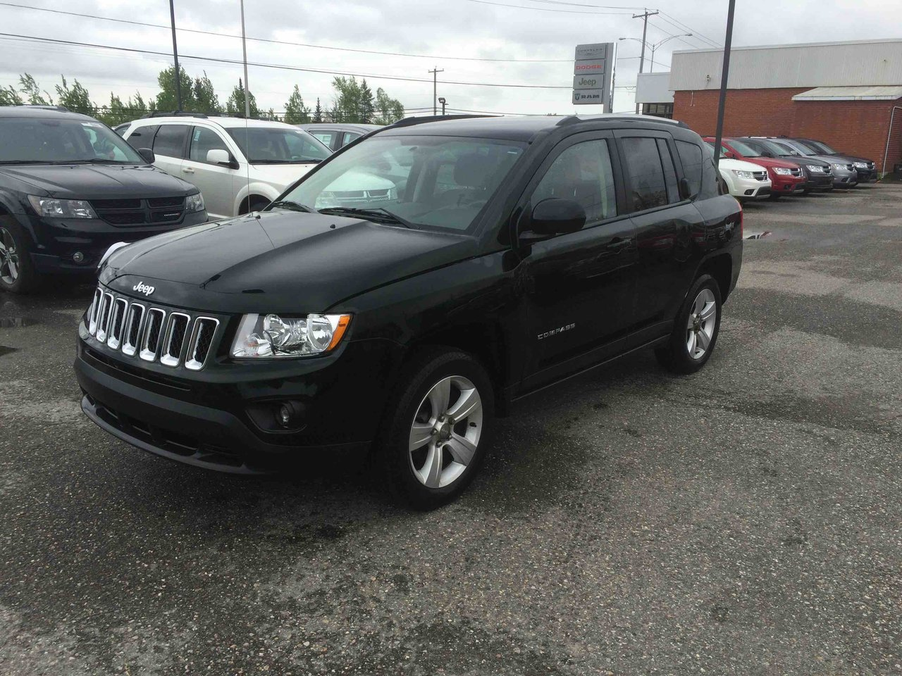 Jeep Compass North 2013