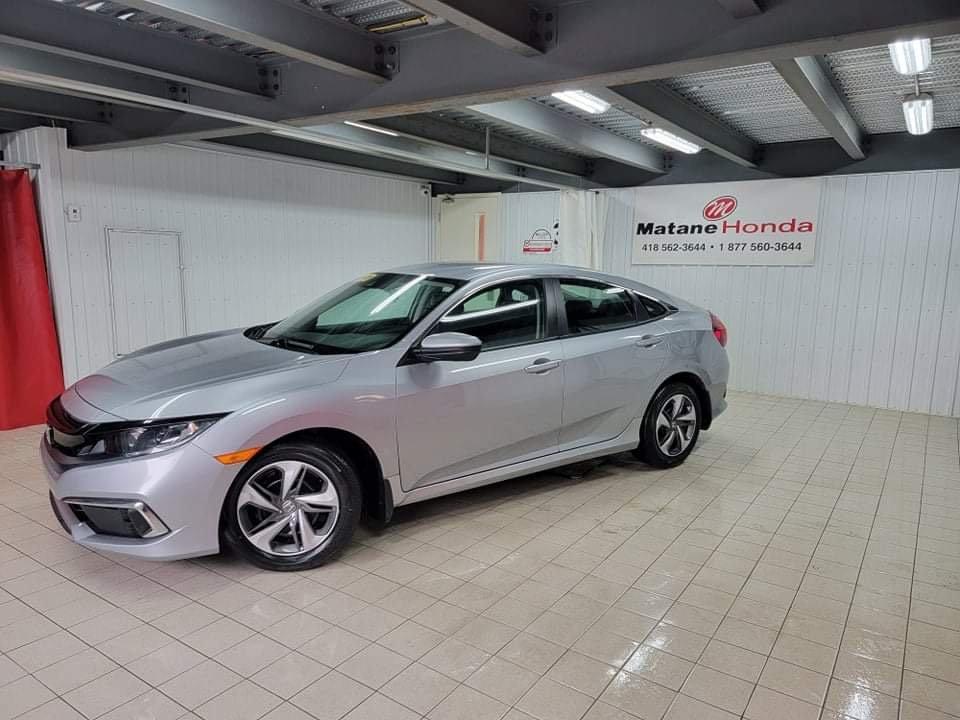 Honda Civic 2019 LX
