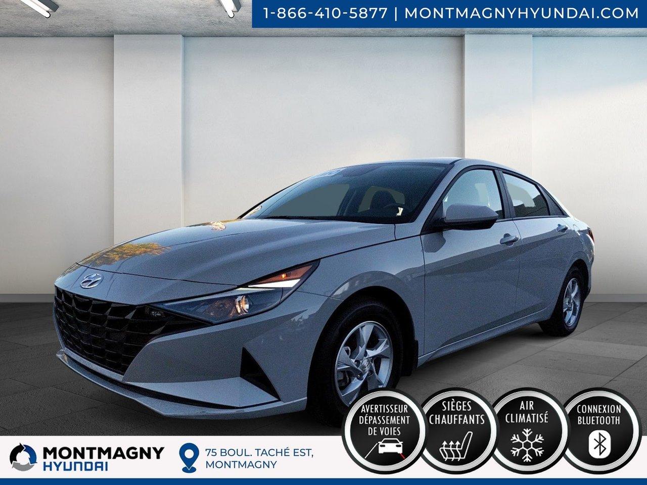 Hyundai Elantra 2021 Essential