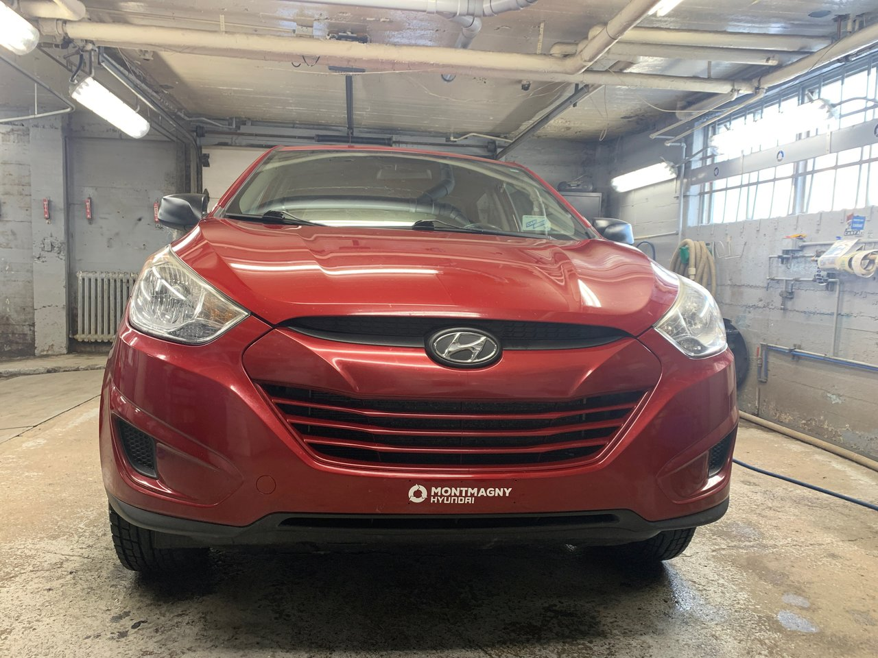 2010 Hyundai  Tucson GL; AWD; Automatique; A/C; Bluetooth