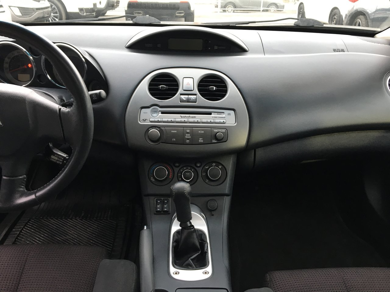 Mitsubishi Eclipse 2011