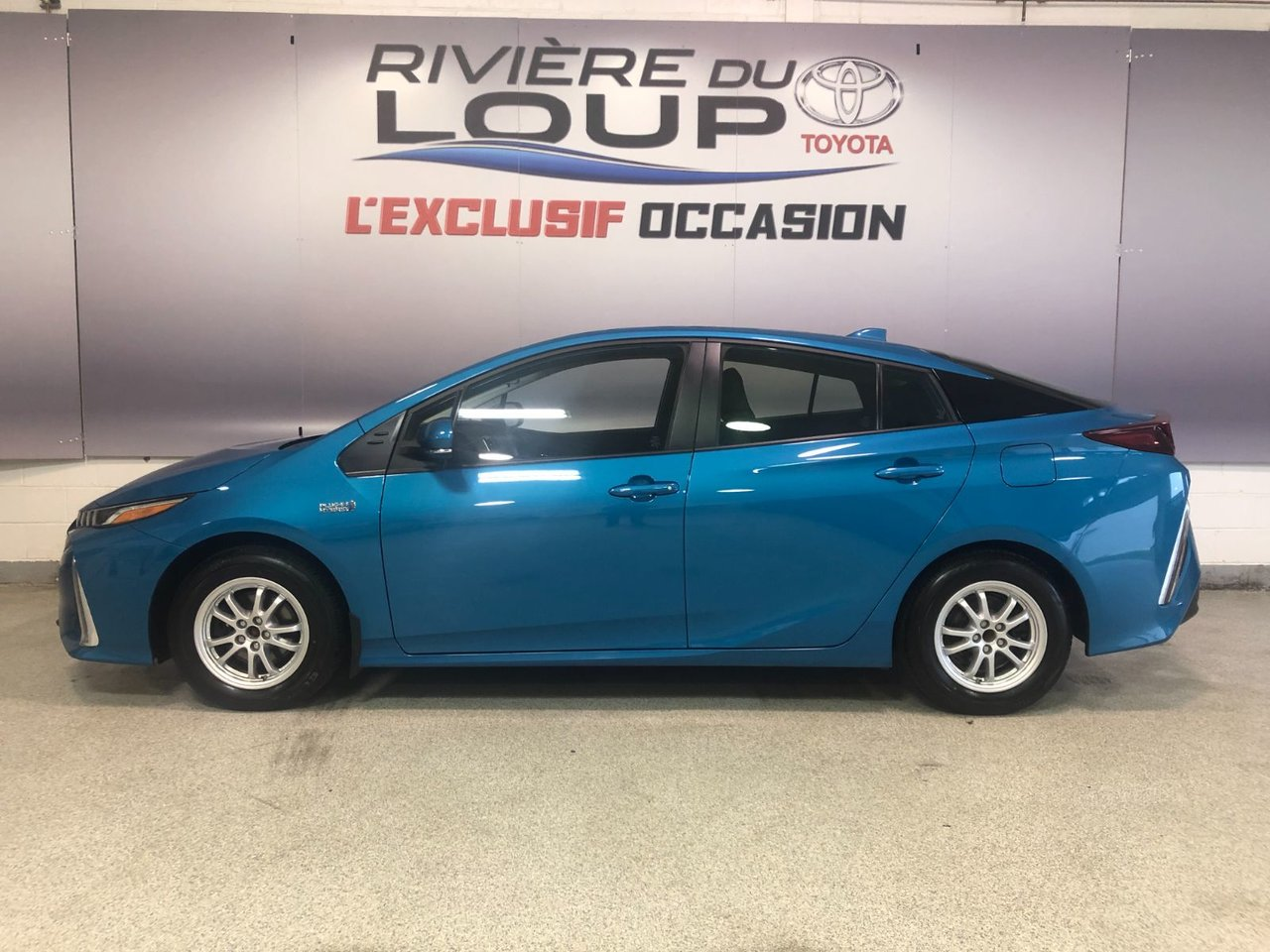 Toyota Prius Prime 2021 Prime
